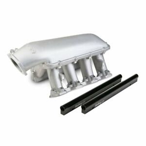 Holley 300 124 Intake Manifold For 2014 2015 Chevy Camaro 7l 8cyl Engine Lower
