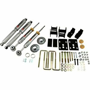 Belltech Lowering Kit New F150 Truck Styleside 67 0 78 8 In Ford 983sp