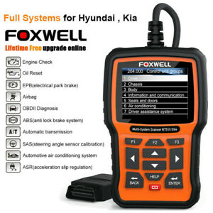 Car Obd2 Scanner Srs Abs Oil Sas Epb Full System Diagnostic Tool For Hyundai Kia