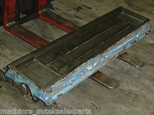 53 X 15 Steel Welding 3 T slotted Table Cast Iron Layout Coolant Type Plate