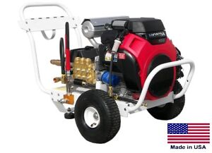 Pressure Washer Commercial Portable 4 5 Gpm 6000 Psi 24 Hp Honda Gp