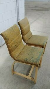 Vintage Gilbert Rohde Dining Side Chair Heywood Wakefield