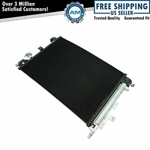Ac A c Air Conditioning Condenser With Receiver Drier For Volvo Xc90 New