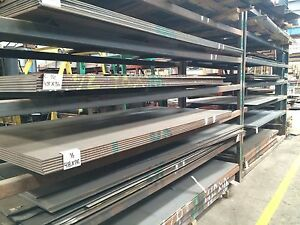 1 4 250 Hro Steel Sheet Plate 12 X 24 Flat Bar A36 3 Pieces Set