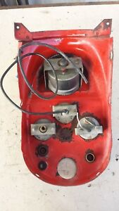 Ford 4000 Instrument Cluster