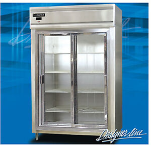 Continental Work Top Refrigerator 72 Dl2re ss gd