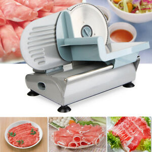 Home Slicing Machine Bread Slicing Foods Cutter For Frozen Meat Mutton 220v