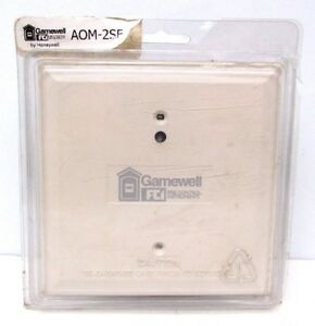 Gamewell Honeywell Fire Control Instrument Aom 2sf Control Module New