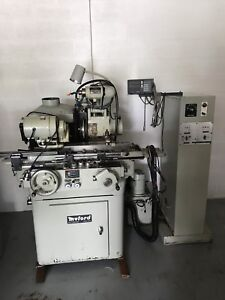 Myford Automatic Grinder With I d Spindle