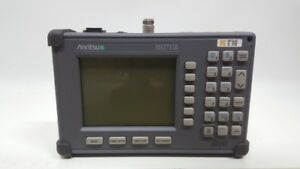 Anritsu Spectrum Master Ms2711b Handheld Spectrum Analyzer