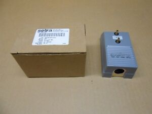 1 Nib Setra 2641001wd11a1c Differential Pressure Transducer 0 1 0 wc 24vdc
