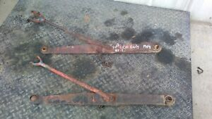 Early Ford 4000 3 Point Hitch Lh rh