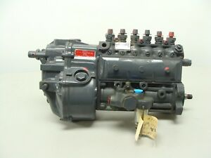 Bosch Diesel Fuel Injection Pump Pes6a90d410rs2293 Mercedes Unimog 5 7l Rebuilt