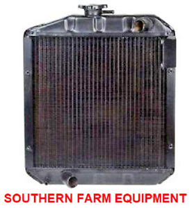 John Deere Radiator new With Cap For Jd 850 Ch19293
