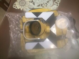 Single Prism Set For Surveying Instruments Any Total Station
