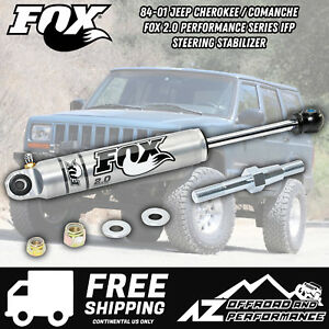 Fox 2 0 Performance Series Ifp Steering Stabilizer 84 01 Jeep Cherokee Comanche