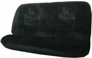 La Los Angeles Trucker Girls Crystal Studded Rhinestone Bench Seat Cover