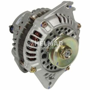 Clark Forklift Alternator Heavy Duty Oem 928179 hd 12 Volt 50 Amp 4g64 Engine