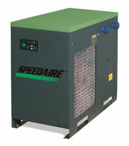 Speedaire 100 Cfm Compressed Air Dryer For 25hp Maximum Air Compressor 232 Psi