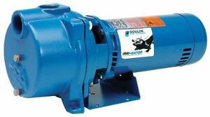 Goulds Water Technology 3 4 Hp Centrifugal Pump 115 230 Voltage 1 1 2 Inlet