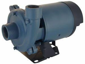 Flint Walling 1 Hp Booster Pump 3 Phase 208 230 460 Voltage 4 5 2 25 Amps