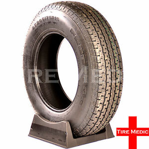 2 New Freestar Radial Trailer St 205 75 15 2057515 6 Ply C Load Tire Tires