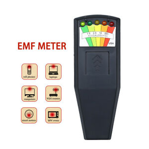 Emf Meter Radiation Detector Tester Durable For Microwave Oven computers phone