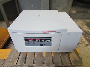 Fisher Scientific Model Marathon 3000r Refrigerated Centrifuge