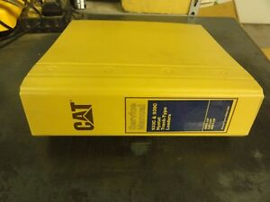 Caterpillar Cat 933c 939c Hystat Track Type Loaders Repair Service Manual