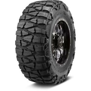 4 Nitto Mud Grappler 35x12 50r18lt Mud Terrain Tire E 10 Ply 200550 123q