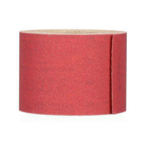 3m 01681 Red Stikit Psa Sandpaper Continuous Sheet Roll P400 2 75 In X 25 Yd