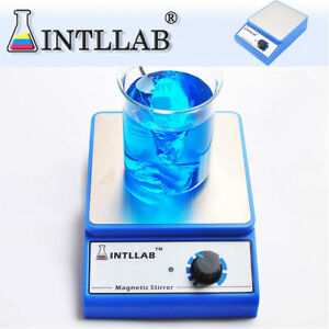 Magnetic Stirrer Laboratory Intllab Mixer With 3000rpm Ac100 240v Us Plug Tool