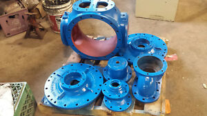 Blackmer Hxl6f 6 x6 Pump Parts note This Is For Parts Only