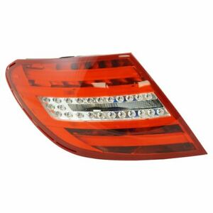 Led Tail Light Lamp Assembly Driver Side Lh Lr For Mercedes Benz New