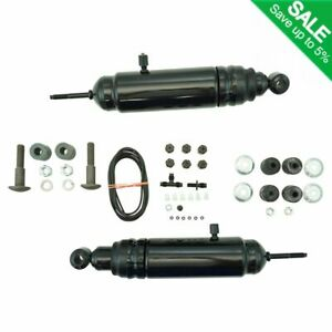 Monroe Max air Ma805 Rear Air Shock Absorber Pair For Buick Chevy Ford Mercury