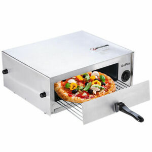 Home kitchen pizza oven stainless steel counter top snack pan bake commercial H