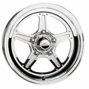 Billet Specialties Rs035106565n Street Lite Wheel 15 X10 Size 5 X4 50 Bolt