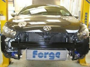 Forge Front Mount Intercooler Vw Scirocco 2 0 Tsi 200ps Fmintsci