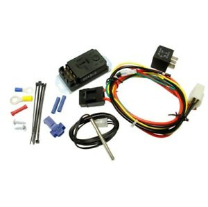 Proform 69599 Adj Electric Fan Controller Kit W push in Temp Adj 150 240 Degs F