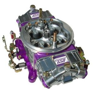 Proform 67199 Race Series Mech Secondary Carb 650 Cfm