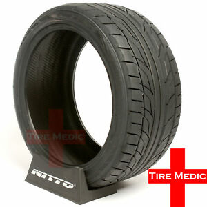 2 New Nitto Nt555g2 Performance Tires 255 45 17 255 45r17 2554517