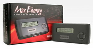 Hypertech Max Energy Tuner Power Programmer 04 14 Ford Lincoln Truck Suv Car