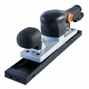 Rupes Slp41a Air Flat Long Bed Orbital Pneumatic Sander 70 X 400mm Sanding Block