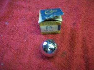 Vintage 1950 s Nos Cal Custom 3 Speed Chrome Gear Ball Hot Rod Rat Rod Gasser