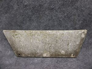 1957 1958 Mercury Turnpike Cruiser Rh Sail Panel Outer Base Moulding Trim 19121