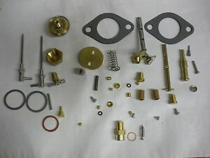 John Deere Model B Dltx 34 Comprehensive Carburetor Kit With Float