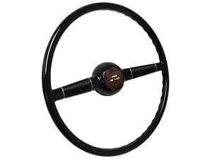 16 Forty Steering Wheel With Ford De Luxe Horn Cap