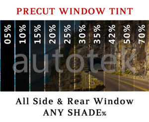 Precut All Sides Rear Window Film Any Tint Shade For All Bmw Glass