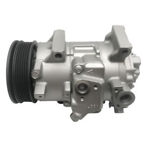 Ryc Reman Ac Compressor Fg328 Fits Scion Xd Toyota Corolla Matrix