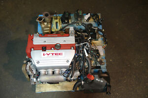 Jdm Honda Accord Euro R Tsx Cl7 K20a Type R Engine 6 Speed Lsd Transmission Ecu